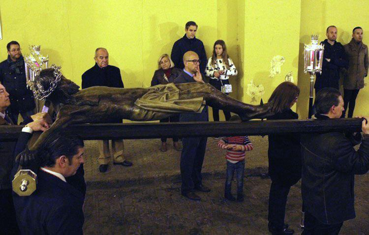 Utrera celebra un año más los cultos en honor a su patrono