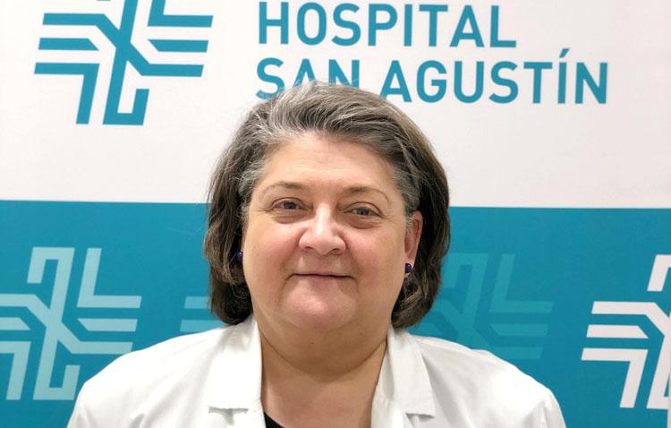 La doctora Ana López Jurado informa sobre cuestiones médicas derivadas del Covid-19