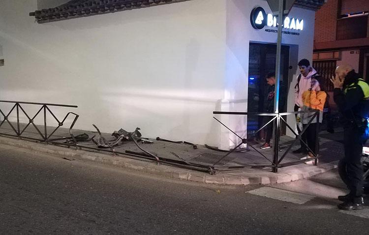 Una pelea «tumultuaria» y un atropello «intencionado», principales actuaciones de la Policía Local de Utrera en el fin de semana