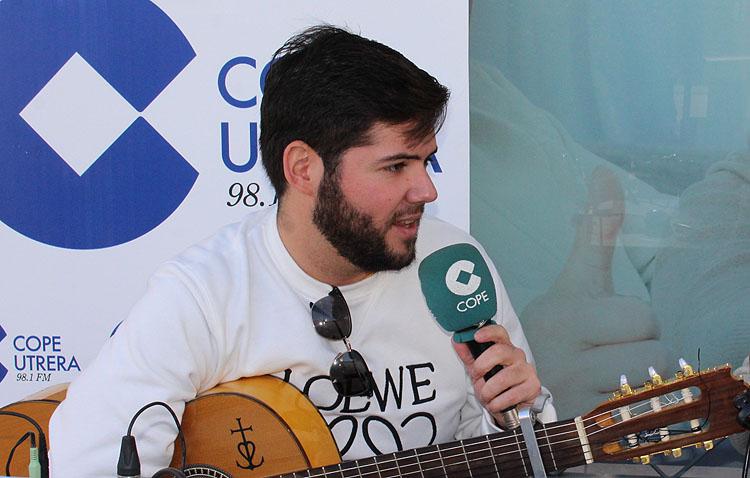 «Ar Kike» protagoniza una nueva sesión del festival del Ayuntamiento de Utrera a través de Internet (VÍDEO)