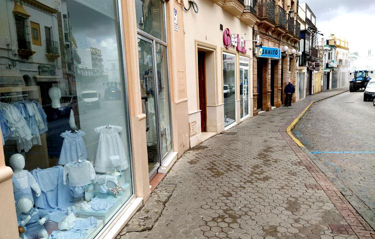 Ciudadanos propone medidas fiscales de ayuda a las pequeñas empresas y al sector del ocio nocturno en Utrera