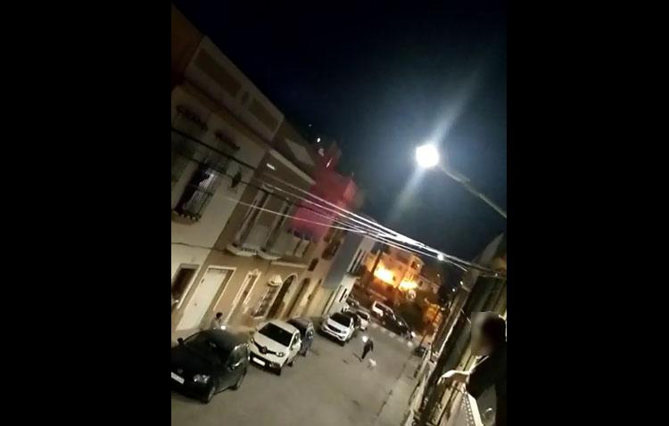 De «fiesta» en Utrera para combatir el confinamiento (VÍDEO)