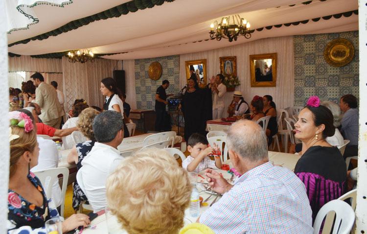 El Ayuntamiento de Utrera retrasa hasta mayo la solicitud de las casetas para la Feria de Consolación