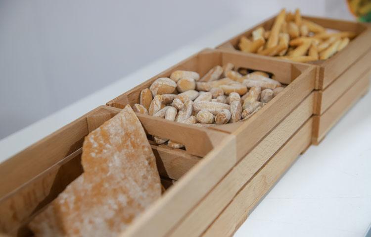 La empresa utrerana Panadería Obando, presente un año más en la feria provincial del pan, el aceite y la aceituna