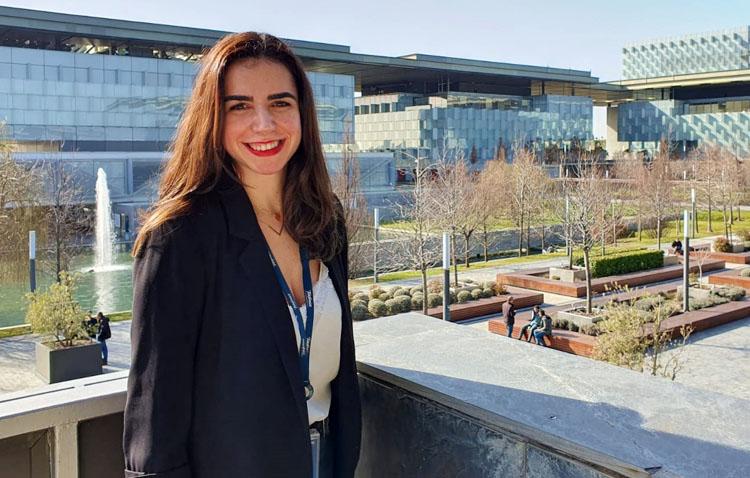 Una utrerana, seleccionada por Movistar para trabajar seis meses en un proyecto en Silicon Valley (AUDIO)