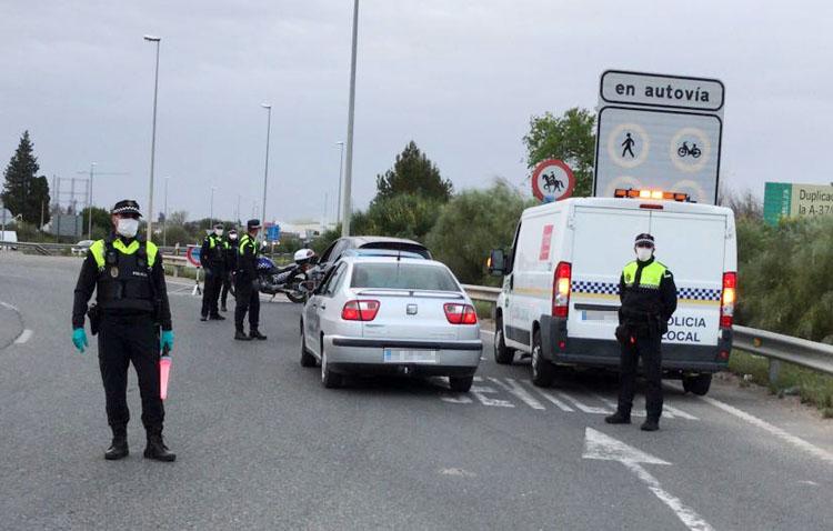 La Junta de Andalucía decreta el cierre perimetral de Utrera desde la medianoche del jueves