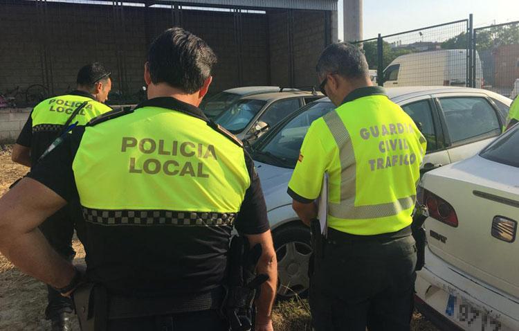 Las multas por incumplir el estado de alarma en Utrera se disparan a 17 en un día y ya superan el centenar desde el inicio de la crisis