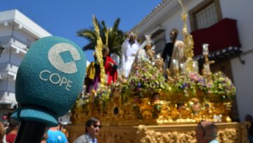 La Semana Santa se vive un año más en COPE Utrera (98.1 FM), con «El Transistor Cofrade» (VÍDEO)