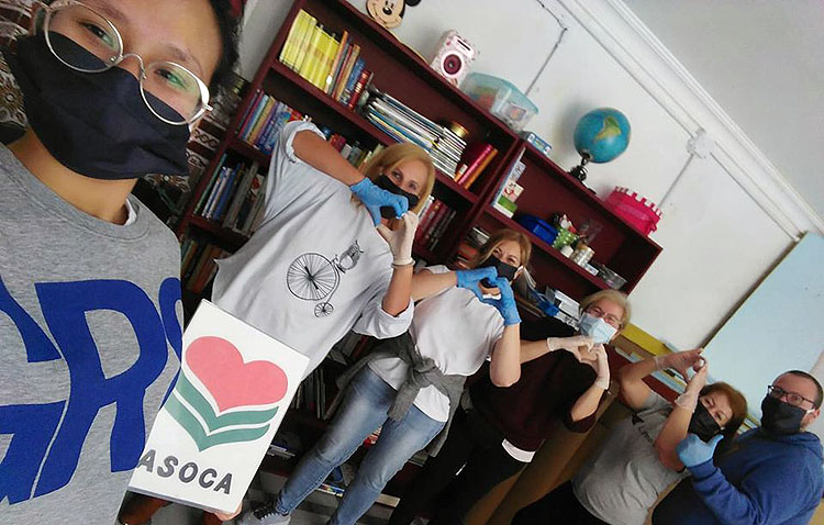 La asociación «Asoca» pide colaboración para ayudar a las familias más necesitadas de Utrera