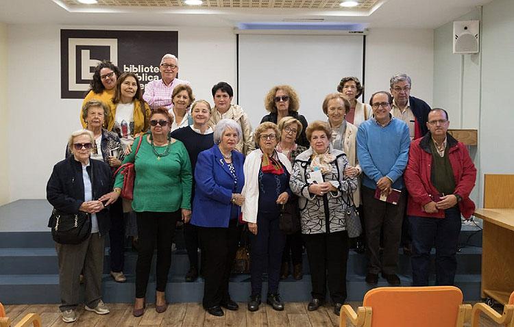 Encuentros virtuales para mantener activo el club de lectura del Centro Cultural Utrerano