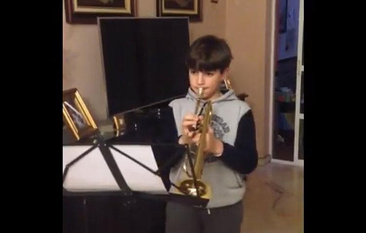 El particular «Himno a la Alegría» del conservatorio de música de Utrera (VÍDEO)