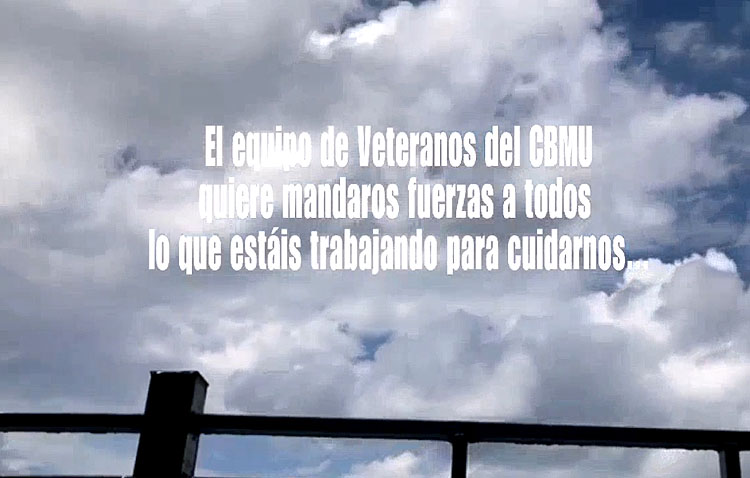 Los Veteranos del Club Balonmano Utrera se unen para versionar «Resistiré» (VÍDEO)