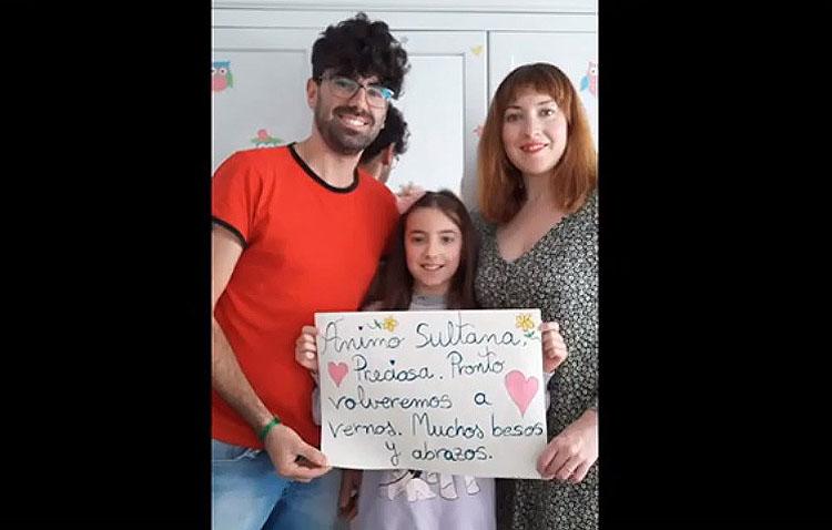 El conmovedor vídeo de la asociación «Amigos del Sáhara» al no poder recibir este año a los niños de acogida (VÍDEO)