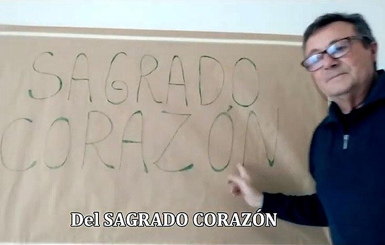 Los docentes del colegio «Sagrado Corazón» de Utrera dedican un emotivo vídeo a sus alumnos y familiares (VÍDEO)