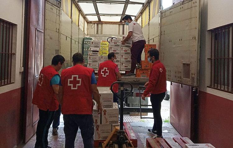 Cruz Roja pone en marcha el proyecto «Responde» para ayudar a los más necesitados durante la pandemia