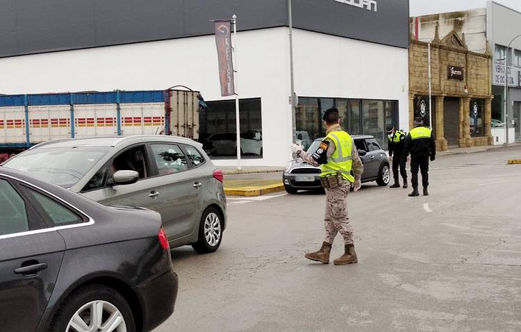 Desalojada una fiesta ilegal con más de 70 personas en Utrera