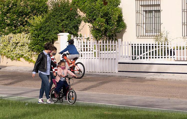 «Utrera ha vuelto a demostrar que está a la altura de las circunstancias» con la salida de los niños a las calles
