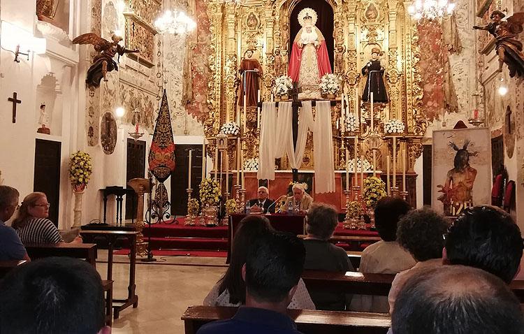 Los cultos en honor a la Santa Cruz se reducirán únicamente a la Función Solemne
