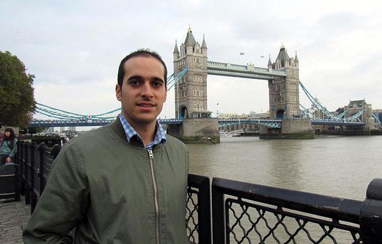 La historia de un utrerano confinado en Reino Unido (AUDIO)