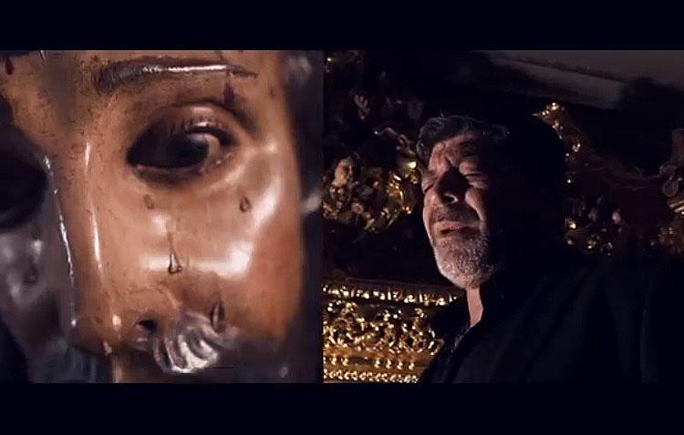 La especial saeta de Tomás de Perrate a Jesús Nazareno (VÍDEO)