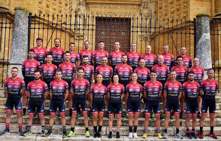 El equipo ciclista «Jip Carbono Team» dona el importe de las inscripciones a carreras que no pueden celebrarse