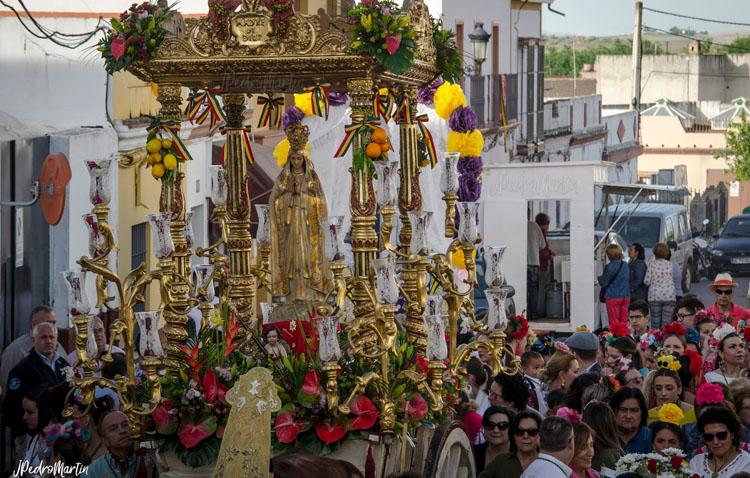 Los Molares suspende la romería de Fátima