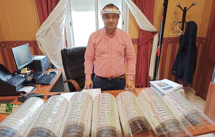 Un militar, primer caso de coronavirus confirmado en El Palmar de Troya