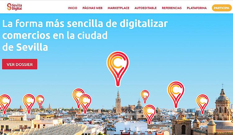 Censur apuesta por un «escaparate virtual» para vender sus productos junto a la Cámara de Comercio de Sevilla