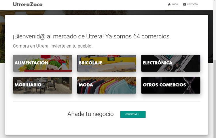 «Utrerazoco.com», el nuevo «Amazon» utrerano comienza a prestar sus servicios