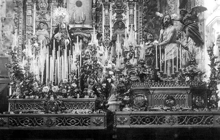Un repaso por la historia de la Semana Santa de Utrera