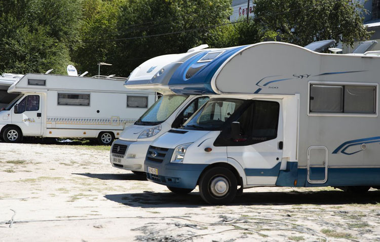 Utrera apuesta por el turismo de autocaravanas y habilitará una zona para esos vehículos junto al santuario de Consolación