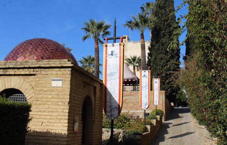 El castillo de Utrera, listo de nuevo para recibir la visita de los turistas