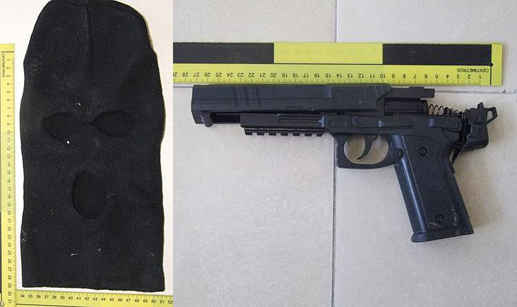 Detenido en Utrera tras asaltar la casa de su vecino para robarle el premio de la lotería amenazándole con una pistola