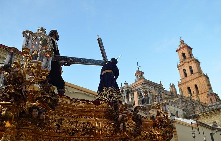 La hermandad de Jesús Nazareno espera estrenar su nueva banda de cornetas y tambores en la Semana Santa de 2021