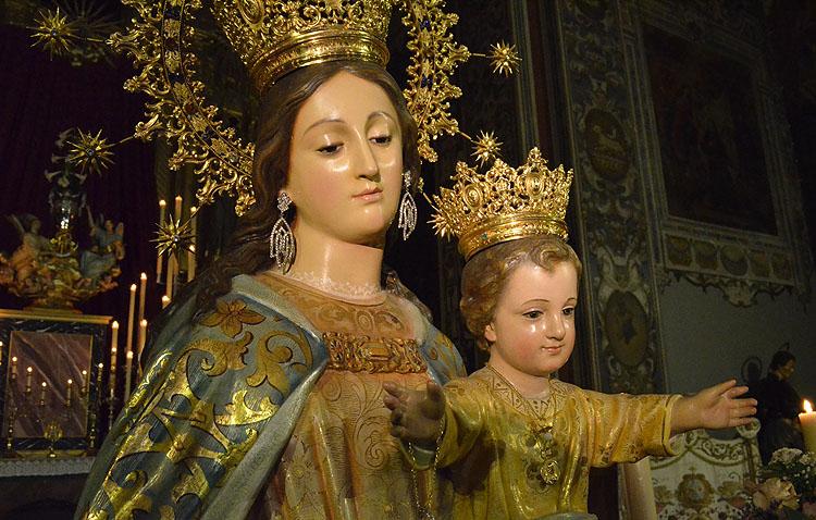Utrera celebra con varios actos la fiesta de María Auxiliadora