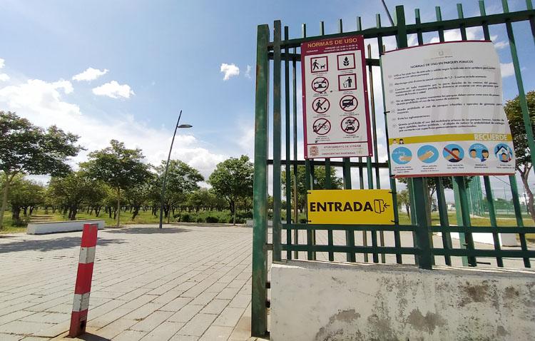 Utrera adapta los horarios de las instalaciones municipales a las nuevas restricciones