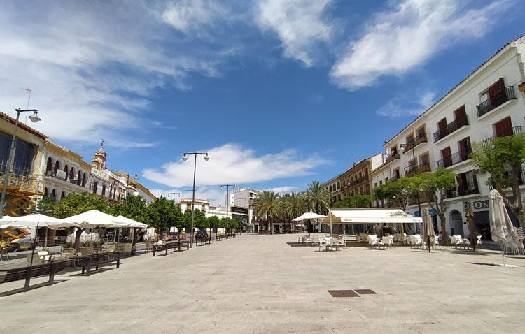 La «nueva» Utrera contará con más espacios peatonales para el disfrute de los ciudadanos