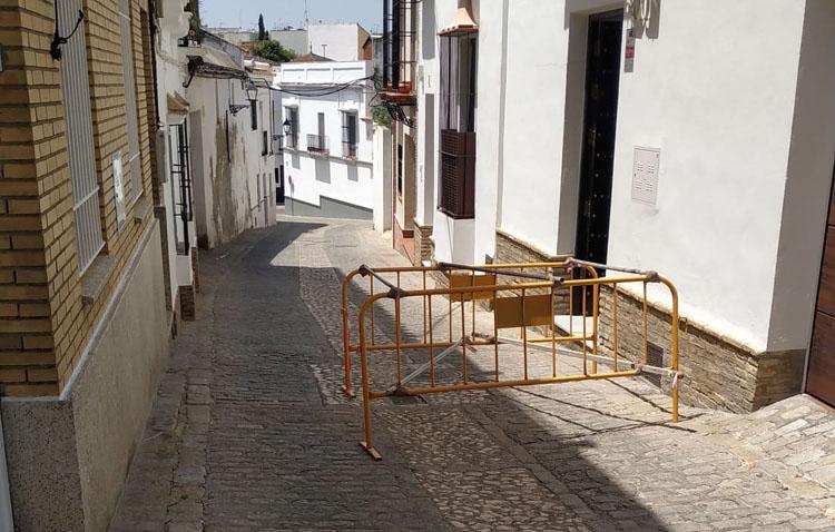 Peligro en la calle Ponce de León