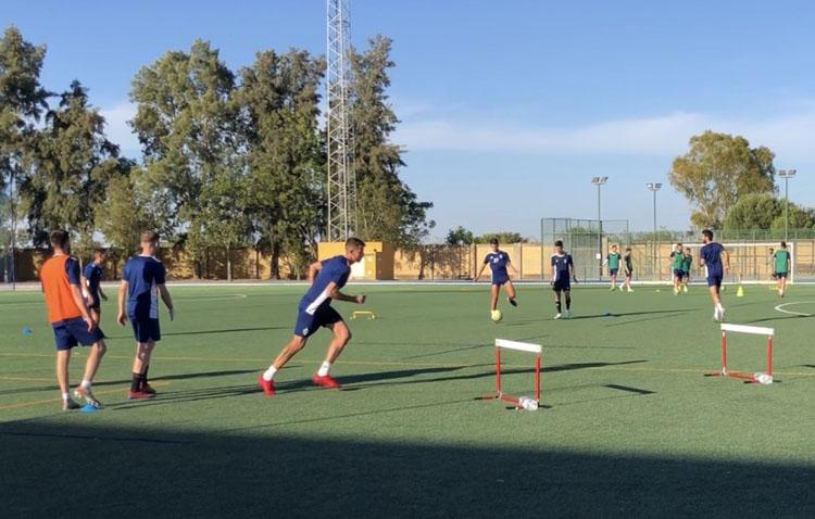 El Club Deportivo Utrera regresa a la actividad con el sueño del ascenso a Segunda División B
