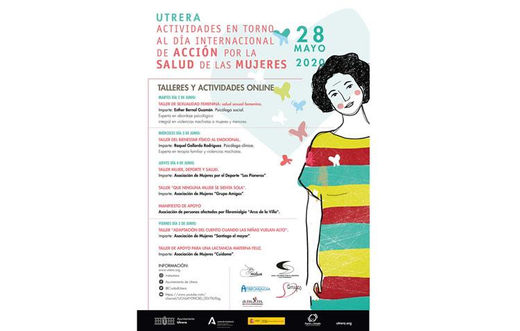Utrera celebra de manera virtual el Día Internacional de Acción por la Salud de las Mujeres (VÍDEOS)