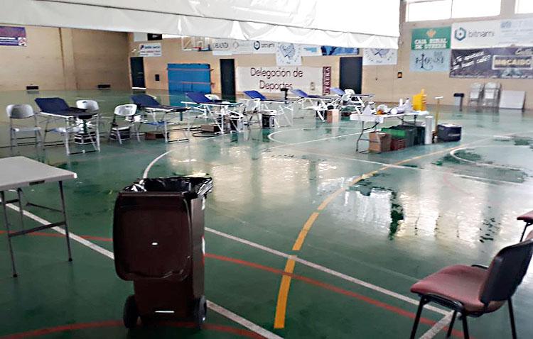 Último día para poder donar sangre en Utrera