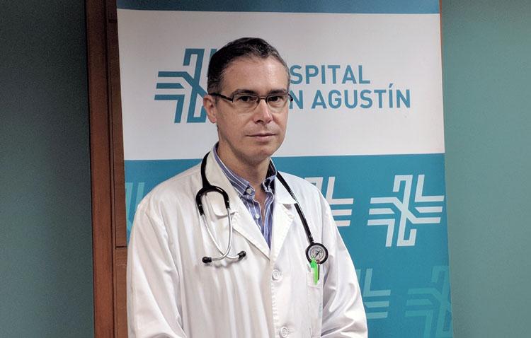 El hospital San Agustín incorpora a su cartera de servicios una consulta de Acupuntura