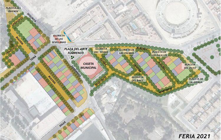 La transformación del recinto ferial de Utrera comenzará «de forma inmediata»