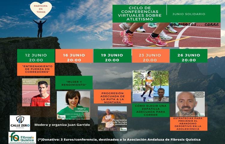 La Carrera de Utrera será remplazada por un ciclo de conferencias sobre atletismo protagonizadas por figuras de primer nivel