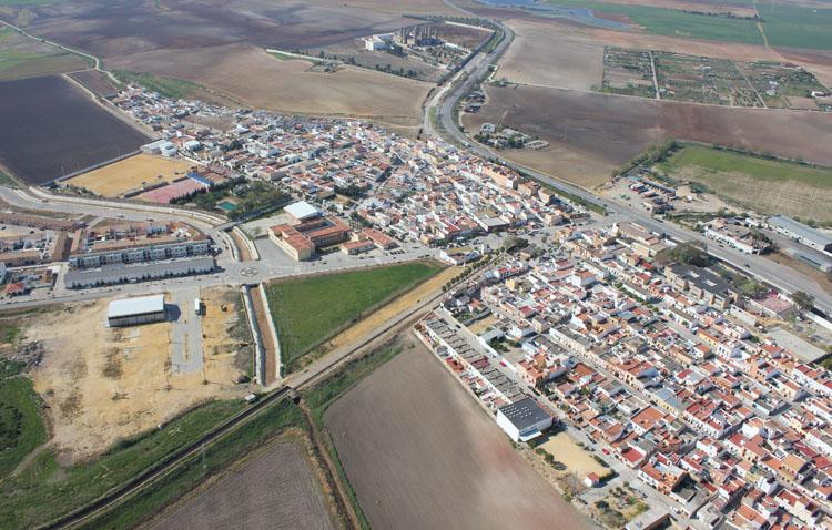 Podemos rechaza la construcción de un tanatorio junto al recinto ferial de El Palmar de Troya