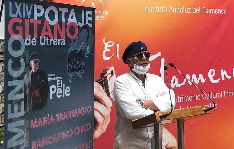 La hermandad de Los Gitanos presenta el viernes 28 de mayo el cartel de la edición LXV del Potaje Gitano de Utrera