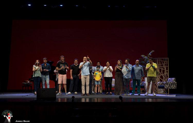 El radiotelemaratón solidario continúa recibiendo donativos esta semana tras el éxito de la gala vivida en el teatro de Utrera
