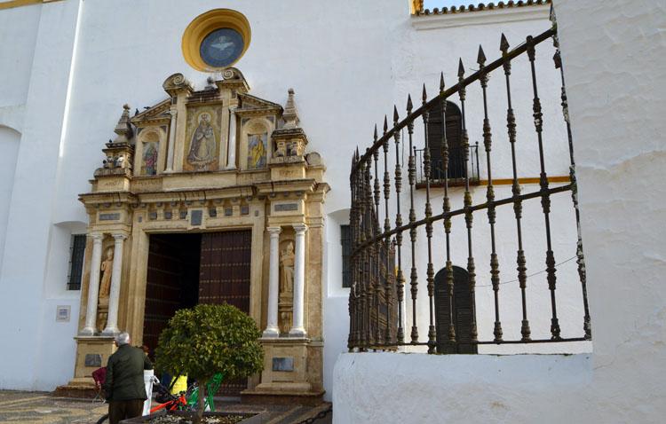 Nuevos horarios en el santuario de Consolación tras las fiestas patronales