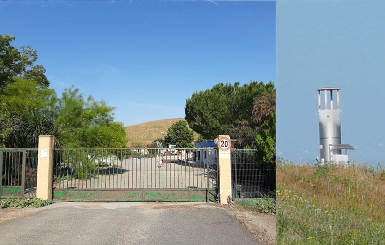 Piden al Ayuntamiento de Utrera que investigue si el vertedero «El Barrero» quema correctamente el gas metano