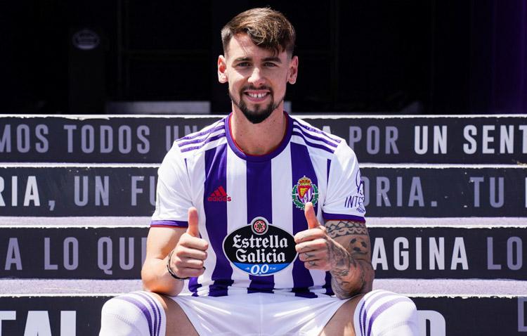 El futbolista utrerano Luis Pérez, positivo por coronavirus